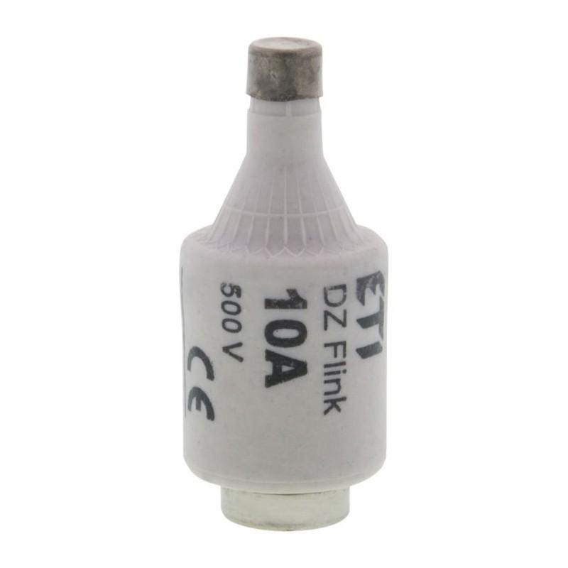 Zekering 10A 500V Snel - 5 stuks - image #1