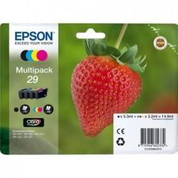 Epson 29 (T2986) Inktcartridge - Combipack - Zwart, cyaan, magenta, geel - image #1