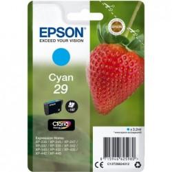 Epson 29 (T298240) Inktcartridge - Cyaan - image #1