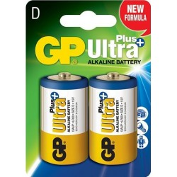 GP Ultra Alkaline D Batterijen A2 - image #1