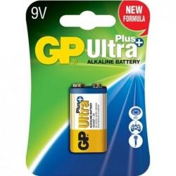 GP Ultra Alkaline 9V Batterij - image #1