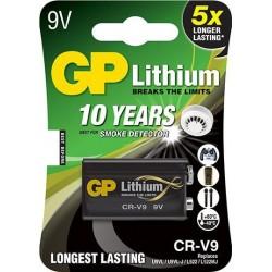 GP Lithium CRV9 Batterij 9V - image #1