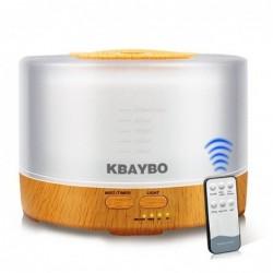 KBAYBO Aroma Diffuser Hout Kleur - image #1