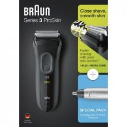Braun Scheerapparaat 3000S Series 3 ProSkin - image #4