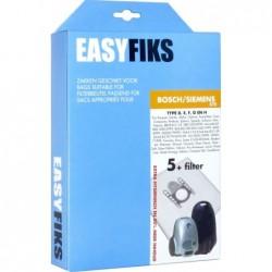 Easyfiks S70 - Stofzuigerzakken - Geschikt voor Bosch/Siemens Type G, G ALL - 5 stuks - image #1