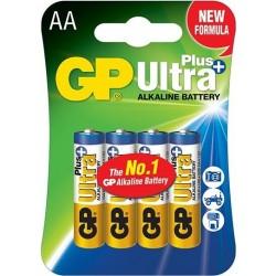 GP Ultra Alkaline AA Batterijen A4 - image #1