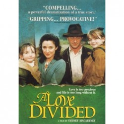 A Love Divided - DVD - image #1