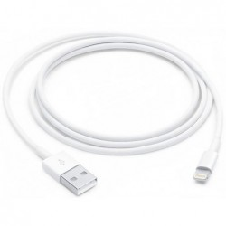 Apple Lightning kabel - 1 Meter - image #1