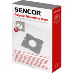 Sencor SVC6000 Stofzuigerzakken - 5 stuks - image #1