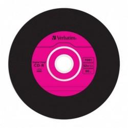 Verbatim CD-R Vintage Vinyl 10 stuks 700MB Slimcase - image #3