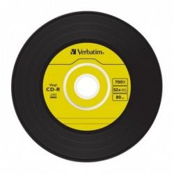 Verbatim CD-R Vintage Vinyl 10 stuks 700MB Slimcase - image #5