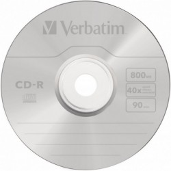 Verbatim CD-R High Capacity 10 stuks 800MB Jewelcase - image #2