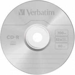 Verbatim CD-R AZO 50 stuks 700MB Spindle - image #2