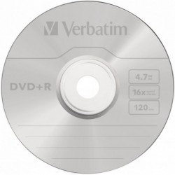 Verbatim DVD+R AZO 25 stuks 4.7GB Spindle - image #2