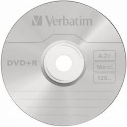 Verbatim DVD+R AZO 10 stuks 4.7GB Spindle - image #2