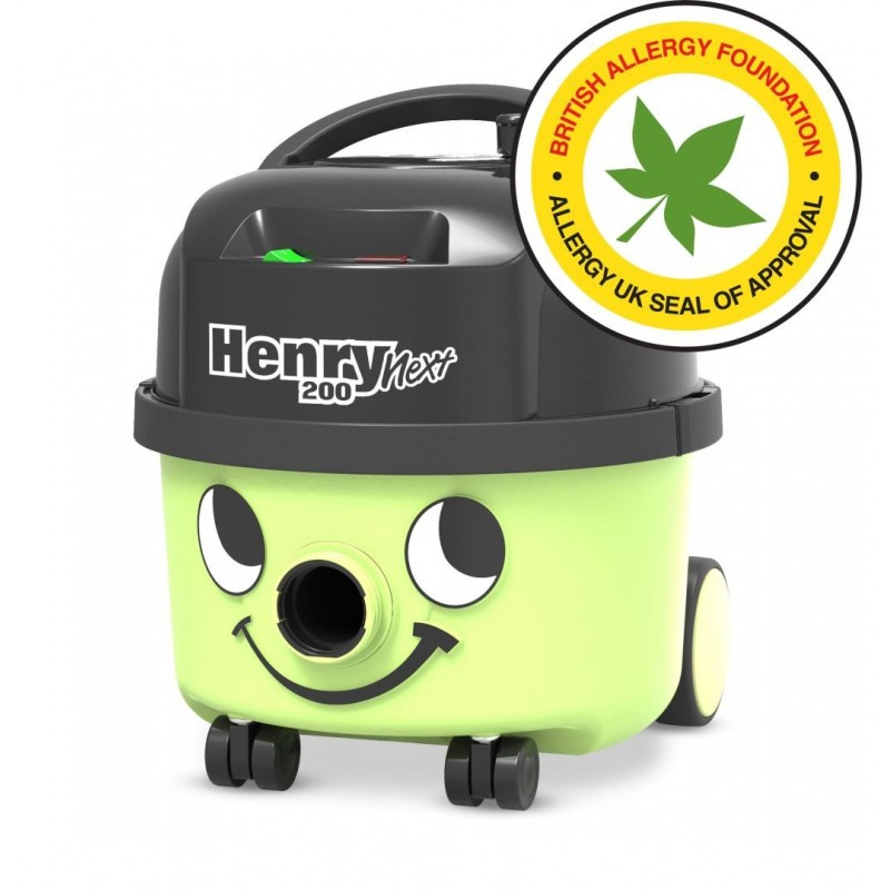 Numatic Stofzuiger Henry Next HEPA H12 - Appel - image #1