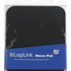 LogiLink Muismat - 18x22cm - Zwart - image #2