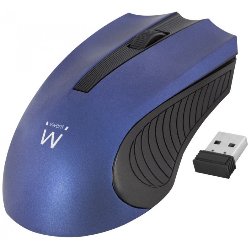 Ewent EW3228 - Draadloze Muis - Blauw - image #1