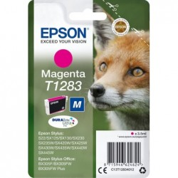 Epson T1283 Inktcartridge - Magenta - image #1