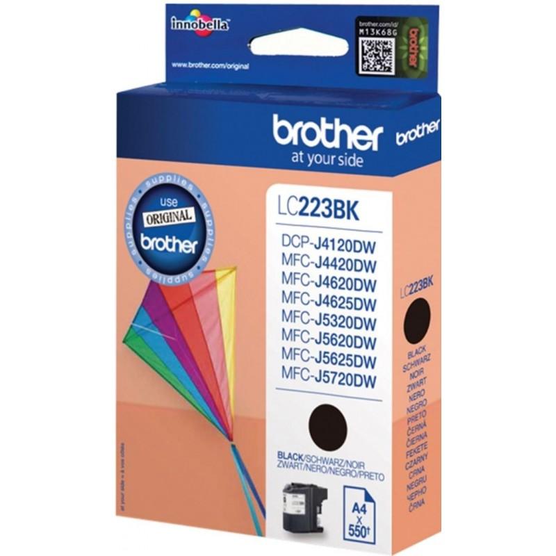 Brother LC223BK Inktcartridge - Zwart - image #1