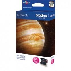 Brother LC1240M Inktcartridge - Magenta - image #1