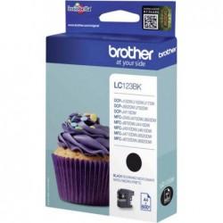 Brother LC123BK Inktcartridge - Zwart - image #1