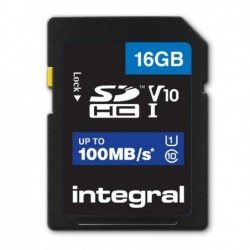 Integral SD Geheugenkaart 16GB - image #2