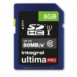 Integral SD Geheugenkaart 8GB - image #2