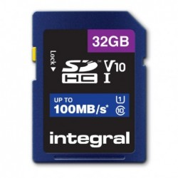 Integral SD Geheugenkaart 32GB - image #2