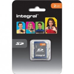 Integral SD Geheugenkaart 2GB - image #1