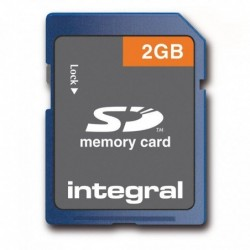 Integral SD Geheugenkaart 2GB - image #2