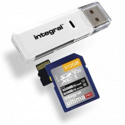 Integral SD + Micro SD Kaartlezer USB2.0 - image #2