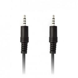 Jack 3,5mm Kabel 4-polig - 1,5m - image #1