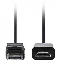 Displayport naar HDMI Kabel - 2m - image #1