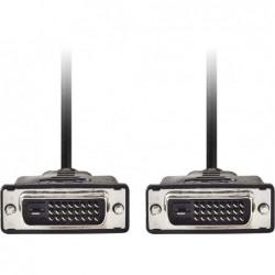 DVI-D Dual Link Kabel - 2m - image #1