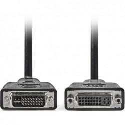 DVI-I Dual Link Verlengkabel - 3m - image #1