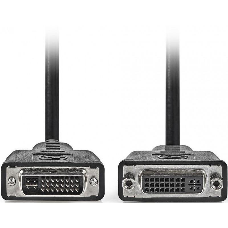DVI-I Dual Link Verlengkabel - 5m - image #1