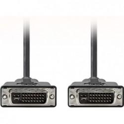 DVI-I Dual Link Kabel - 2m - image #1