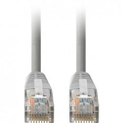 Internetkabel - 1m - CAT5E UTP Kabel - Grijs - image #1