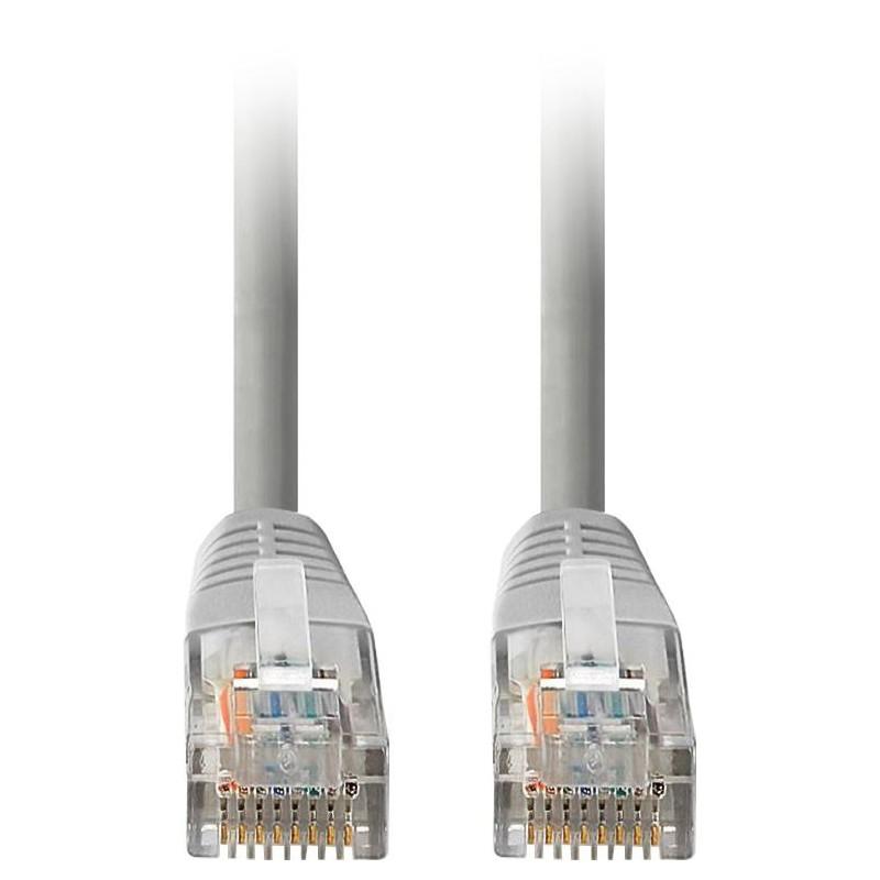 Internetkabel - 5m - CAT5E UTP Kabel - Grijs - image #1