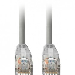 Internetkabel - 10m - CAT6 UTP Kabel - Grijs - image #1