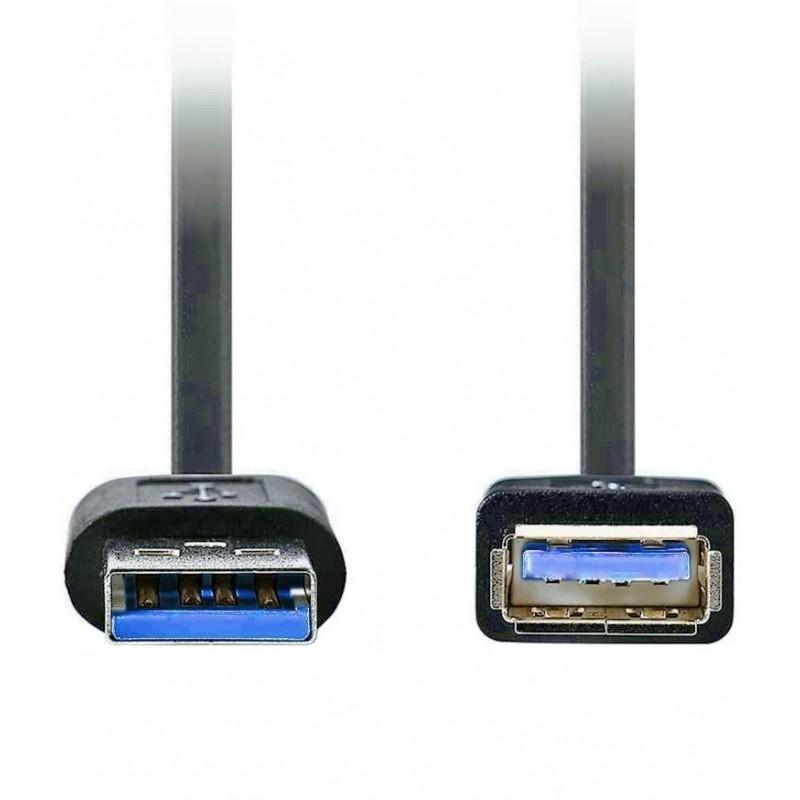 USB 3.0 Verlengkabel - 2m - USB-A 3.0 - image #1
