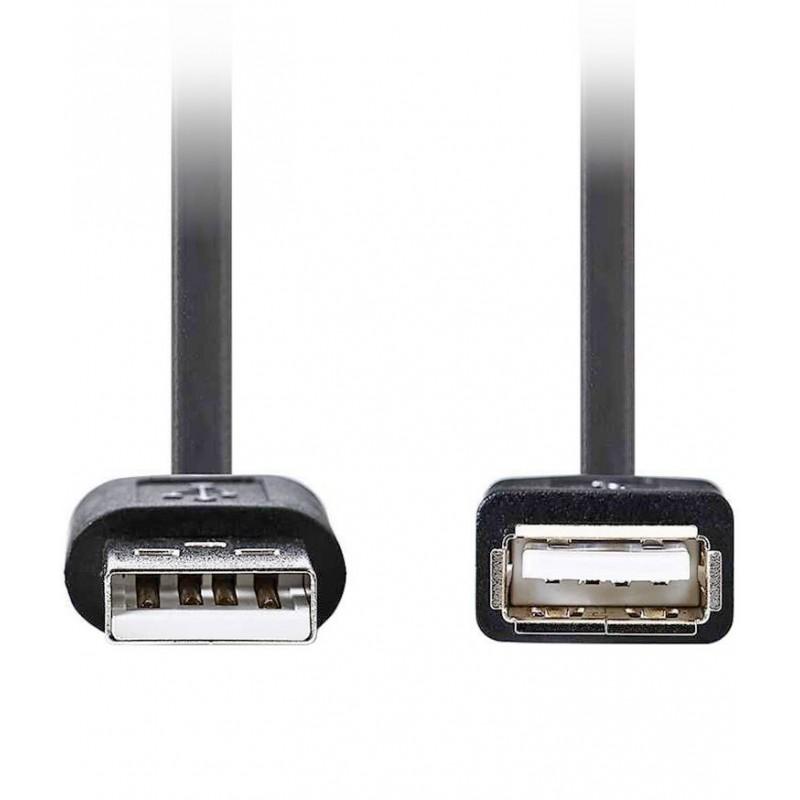 USB Verlengkabel - 3m - USB-A 2.0 - image #1