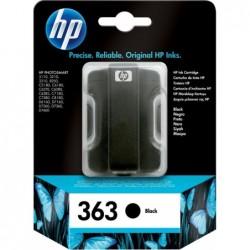 HP 363 Inktcartridge - Zwart - image #1