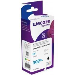 weCare WEC1226 - HP 302XL Inktcartridge - Zwart - image #1