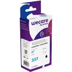 weCare WEC1169 - HP 337 Inktcartridge - Zwart - image #1