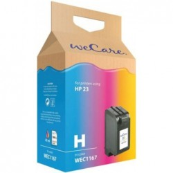 weCare WEC1167 - HP 23 Inktcartridge - Kleur - image #1