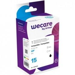 weCare WEC1126 - HP 15 Inktcartridge - Zwart - image #1