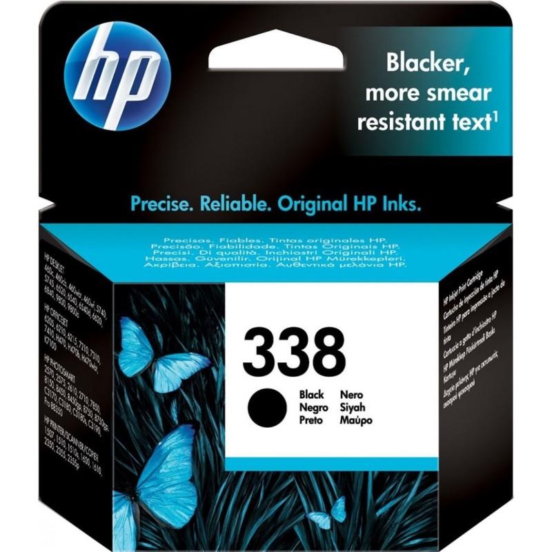 HP 338 Inktcartridge - Zwart - image #1