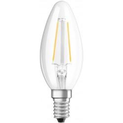 Osram Led e14 2.5w (25w) Kaarslamp Helder - image #1